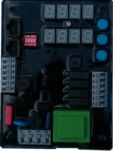 Hybrid BASIC controller for Diesel-PV hybrid systems.